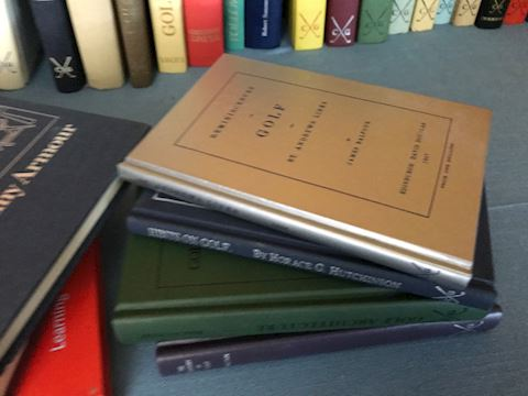 Classics of Golf Library