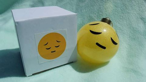Emoji Ornament - 11