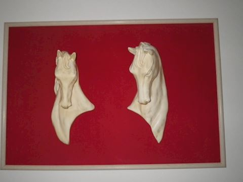 3D Horse Art