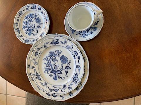 Blue Danbue China