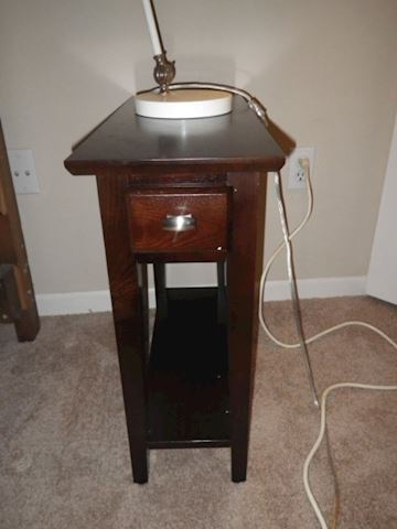 Mission Style Accent Table