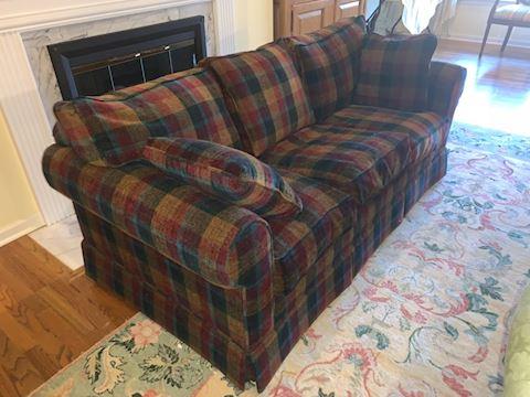 Walter Smith sleeper sofa