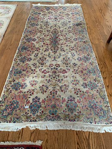 Lot 0113 Vintage Wool Oriental Rug