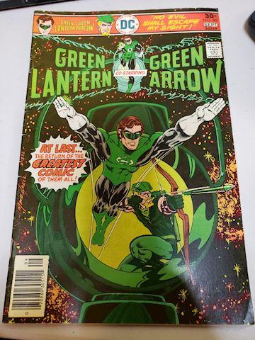 Green Lantern Issue 90