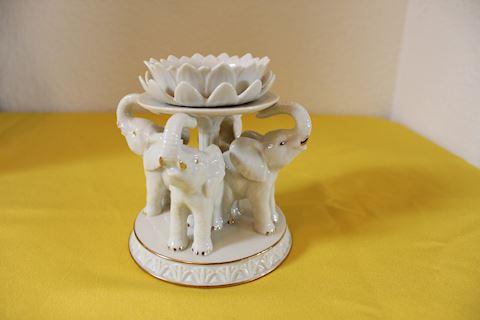 Lenox 'Elephant Promenade' Votive Candleholder