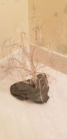 MB1    403   Wire & Slate Tree