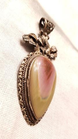 Vintage sterling pendant