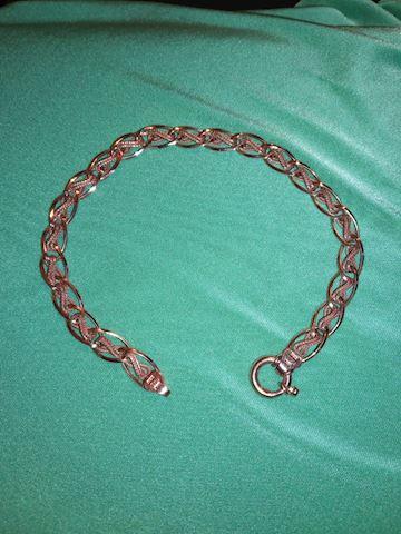 14kt ROSE gold bracelet