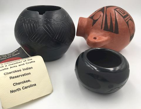 Native American Pottery Group