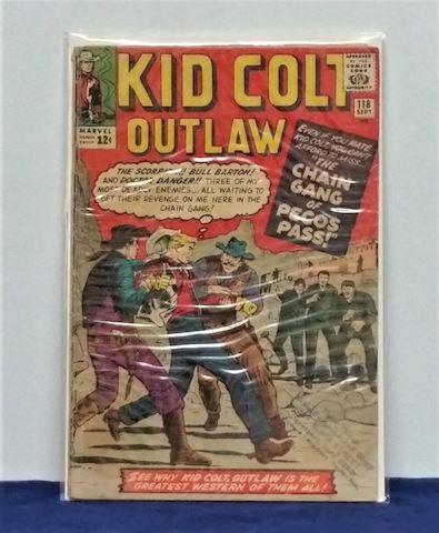 Kid Colt Comic- #118