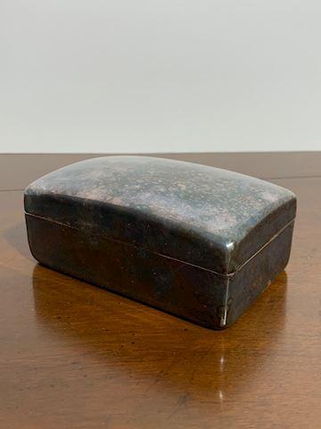 LIV. 110. Silver Plate Trinket Box