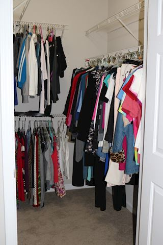 Closet Full of Women's Size Small and XS