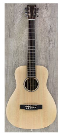Guitar Martin LX1E Acoustic / Electric Guitar