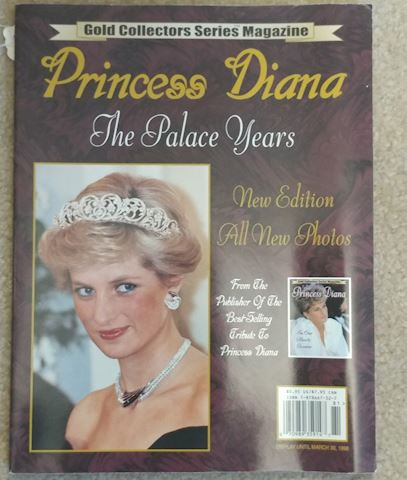 Princess Diana - The Palace Years - Gold Collector