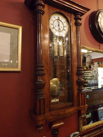 Antique Wall Long Clock