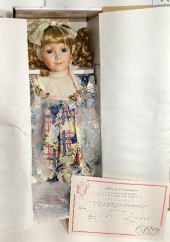 Doll Design Debut