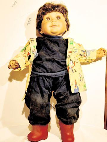 Johannes Zook Kids Noah - Rare