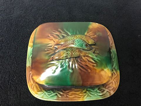 Colorful Serving Dish