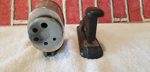 2 vintage office supply pieces