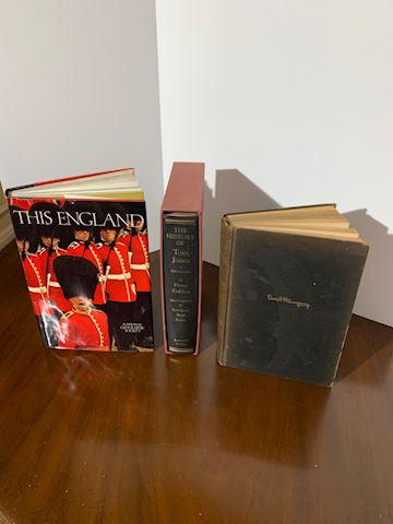 Liv.  515.  Set of 3 Books