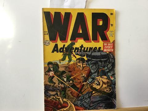 War no 8