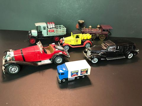Collectible Die Cast Cars - Lot G