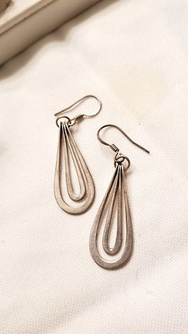 Sterling earings