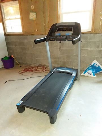 Horizon T101 Foldable Treadmill