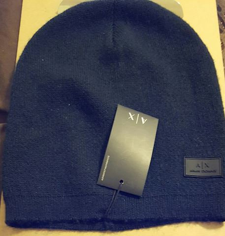 Brand New Authentic Armani Hat Retail $54.50