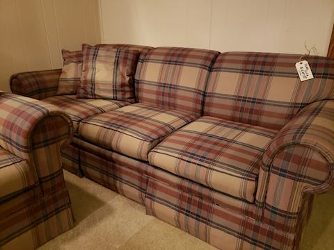 Sofa/Loveseat combination