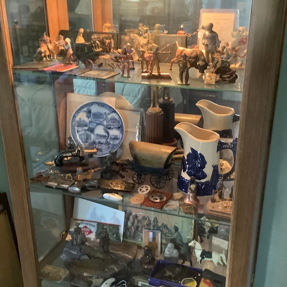 PHASE II  Fabulous Howard County Estate Western Americana Antiques Collectibles