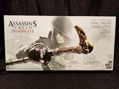 Assasinsin's Creed Cane Sword