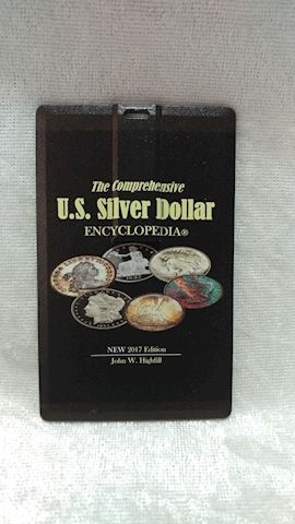 U.S. Silver Dollar Encyclopedia - Memory Stick