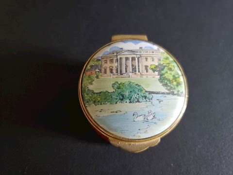 TKS  MONTBATTEN  BROADLANDS TRINKET BOX