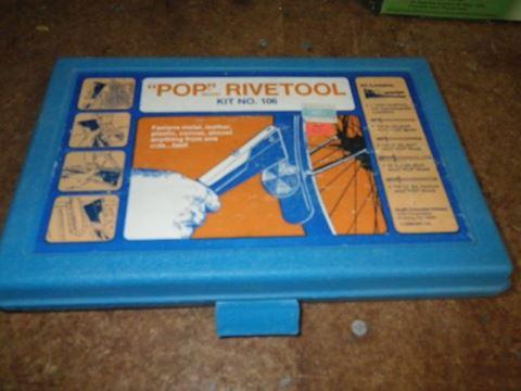 Pop Rivet Tool Kit #106