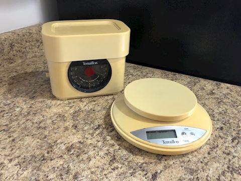 Food scale lot (Teraillon)
