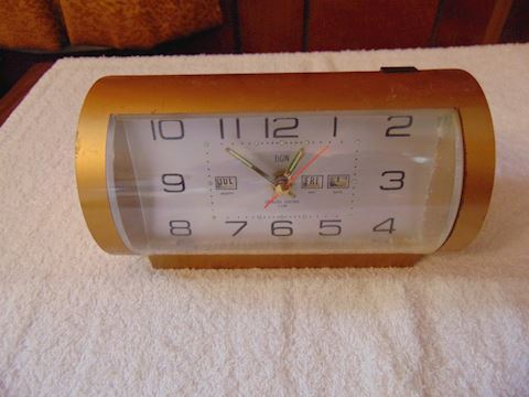 Vintage Elgin Clock