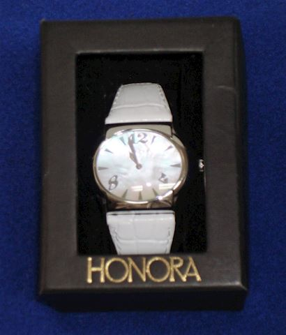 Beautiful Ladies Honora Watch in Box.