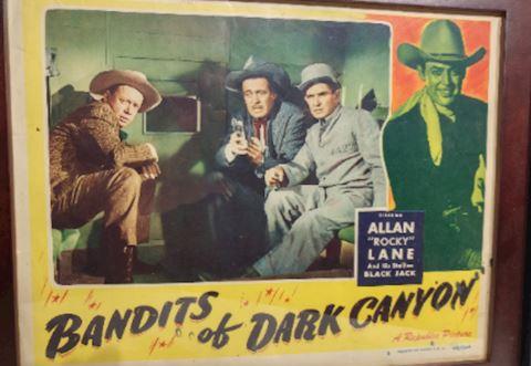 1947 Bandits of Dark Canyon
