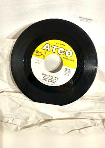 Album Vinyl Nino Tempo