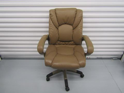Leather home or office chair in good shape