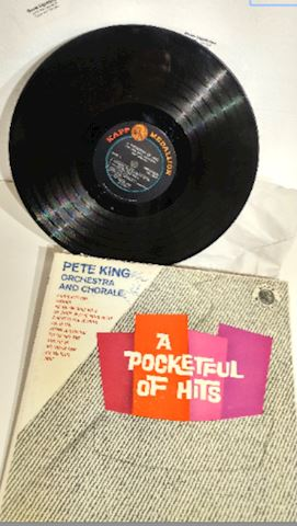 Album Vinyl Pete King Orchestra