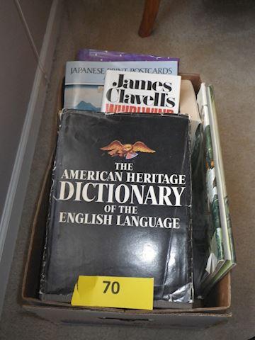 Lot #70 - Kindle and Books