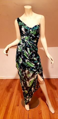 Diane von Furstenberg silk Dragonfly dress