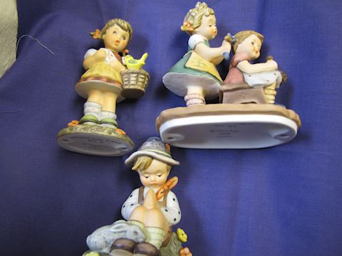 Goebles Figurines -
