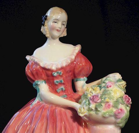 Royal Doulton Figurine Roseanna HN 1926