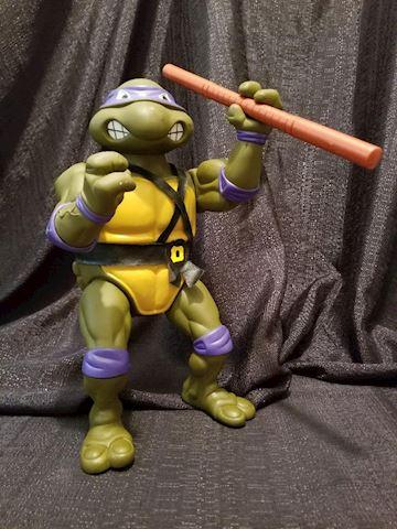 TMNT Donatello Action Figure 1989