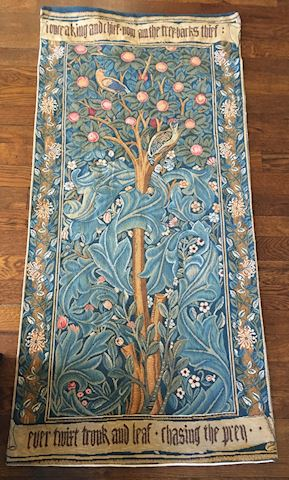 French Tapestry Wall Hanging by Golby's