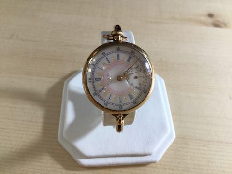 Elgin 12k gold watch #88-1