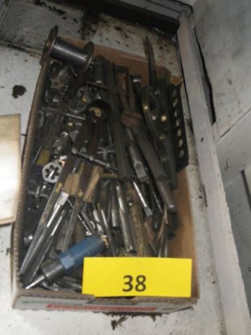 Lot #38 - Miscellaneous Tools (Garage)